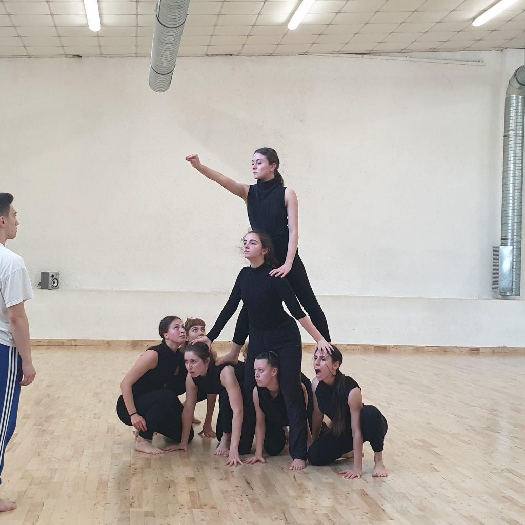 Coreografia di Sagi Gross