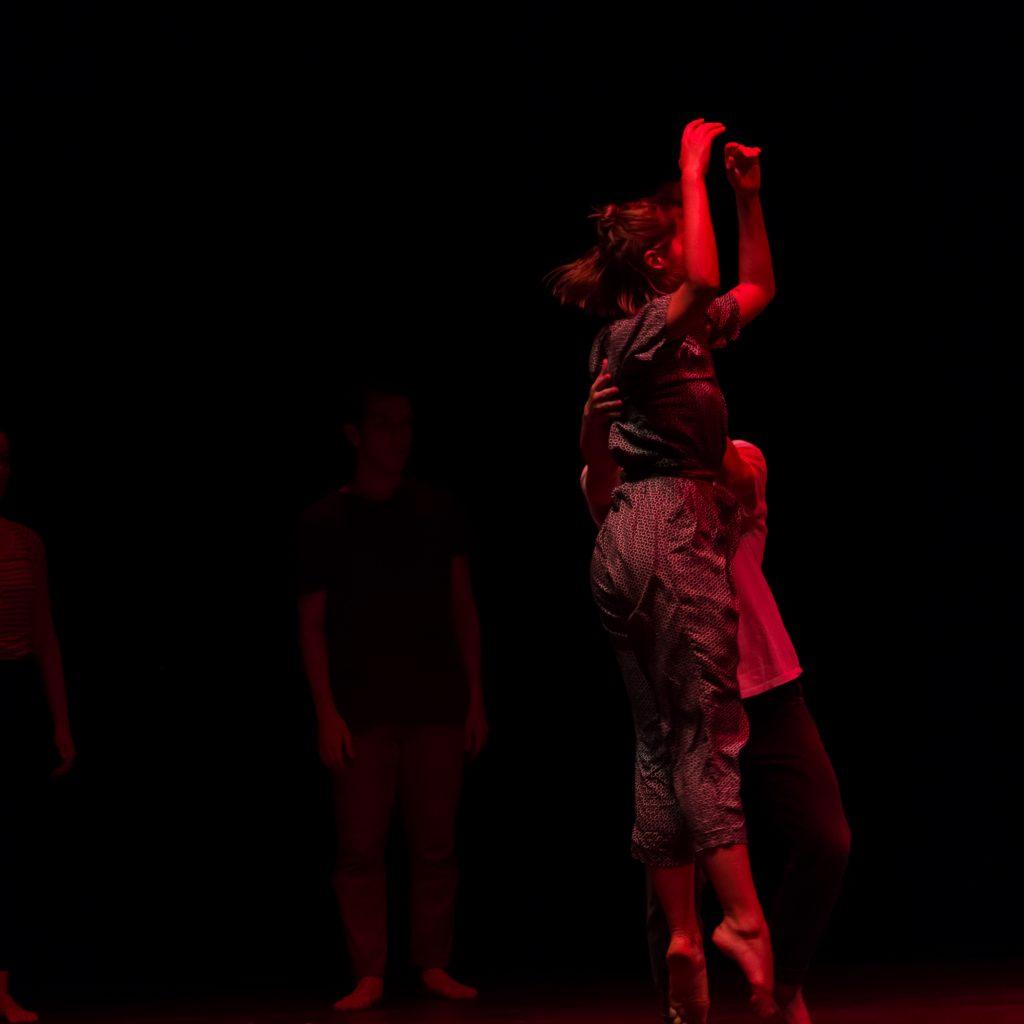 Coreografia di Francesca Lombardo, secondo anno