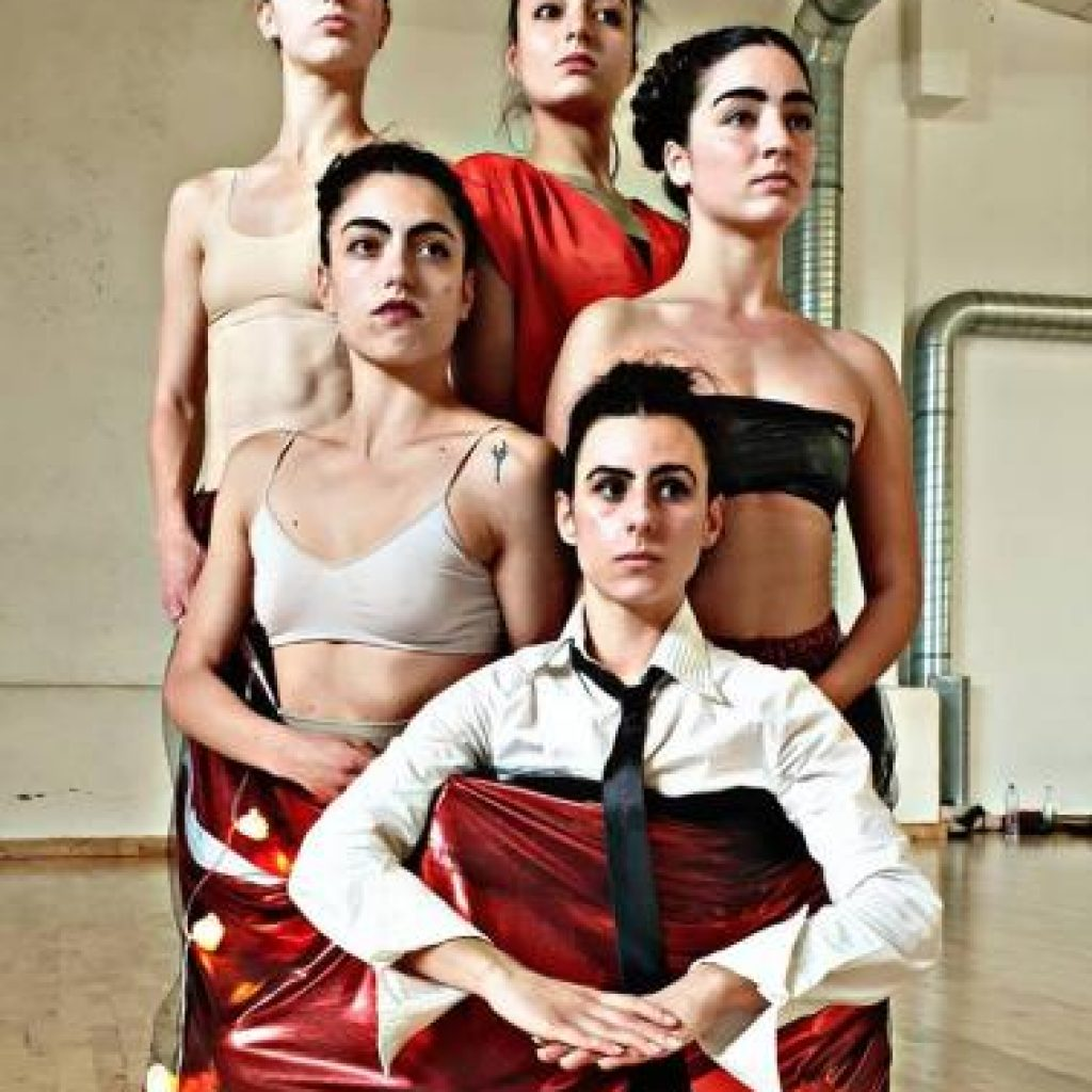 Frida Coreografia Sara Lourenco