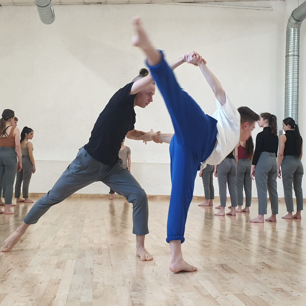 Coreografia Francesco Curci