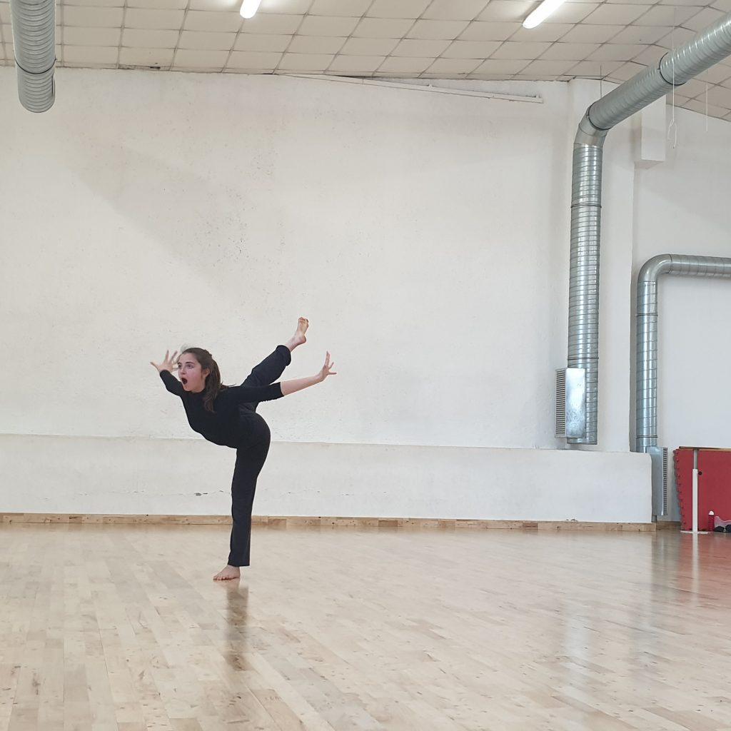 Coreografia di Sagi Gross, secondo anno