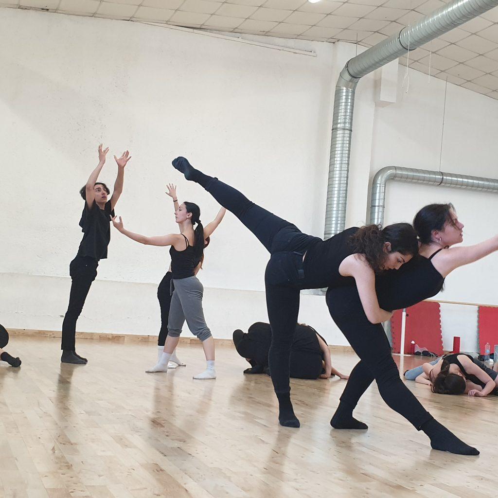 Coreografia di Matthias Markstein, primo anno