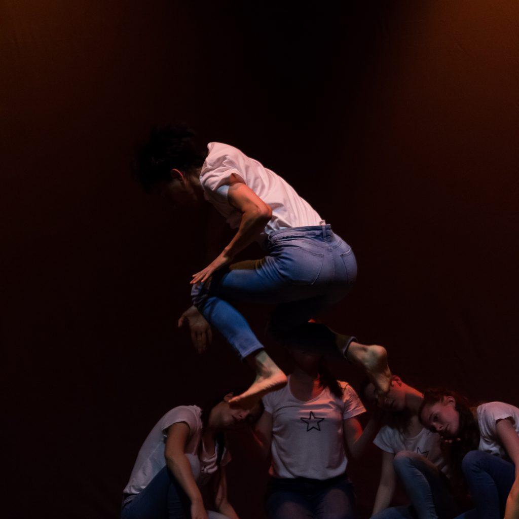Coreografia di Sara Lourenco, primo anno